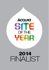 Site of the year 2014 finalist